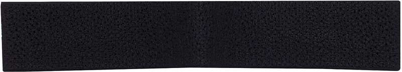 Black Sport Grip Steering Wheel Cover