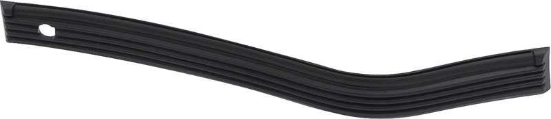 88-00 Front Bumper Impact Strip Black -LH