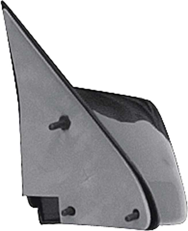 1988-98 GM Truck Outer Door Mirror-Black-LH