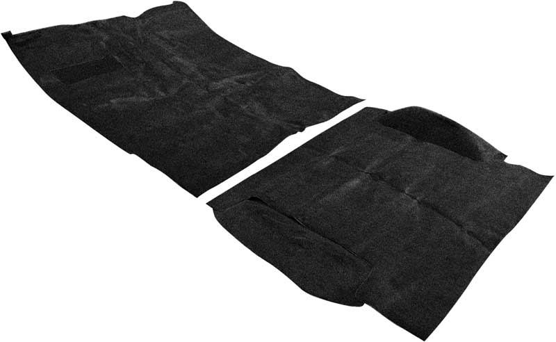 1969-72 Blazer / Jimmy With CTS Dark Green Cargo Area Molded Loop Carpet Set