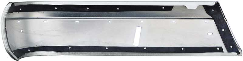 1955-56 Chevrolet Full-Size - Front Bench Seat Shell - RH Lower