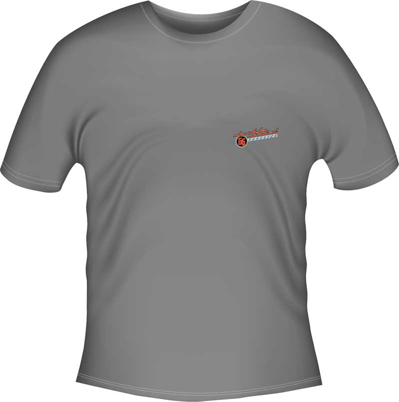 Double Nickel T-shirt - Gray - Xxxx-Large