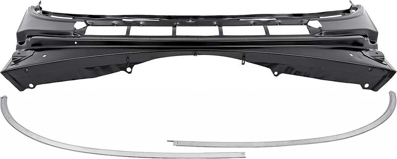 1955-56 Chevy Tri-5 Upper Cowl Panel Without Windshield Pinchweld Flange