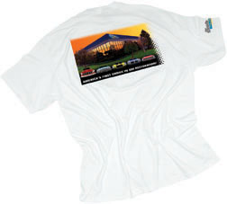 Classic Industries America T-shirt White - Large