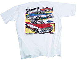 1967-72 Chevy Pickup T-Shirt - Large