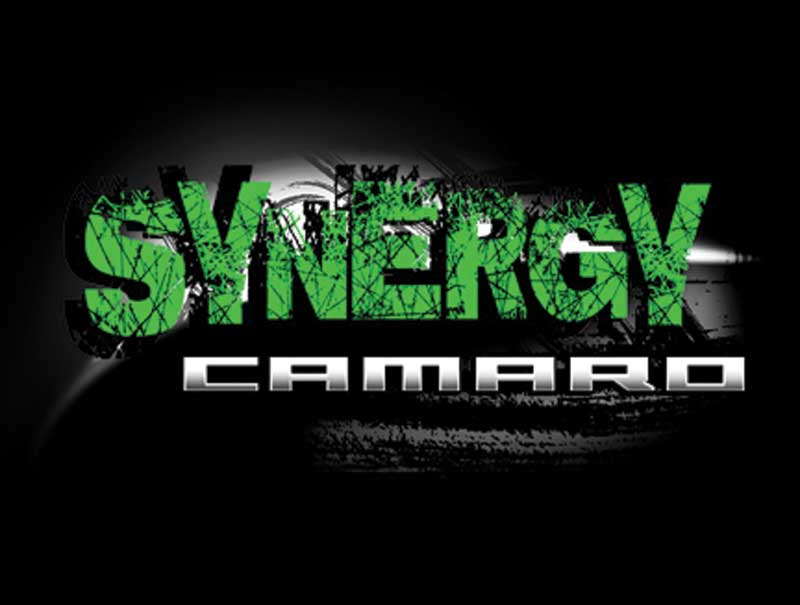 Camaro Synergy Green With Envy T-shirt - Large