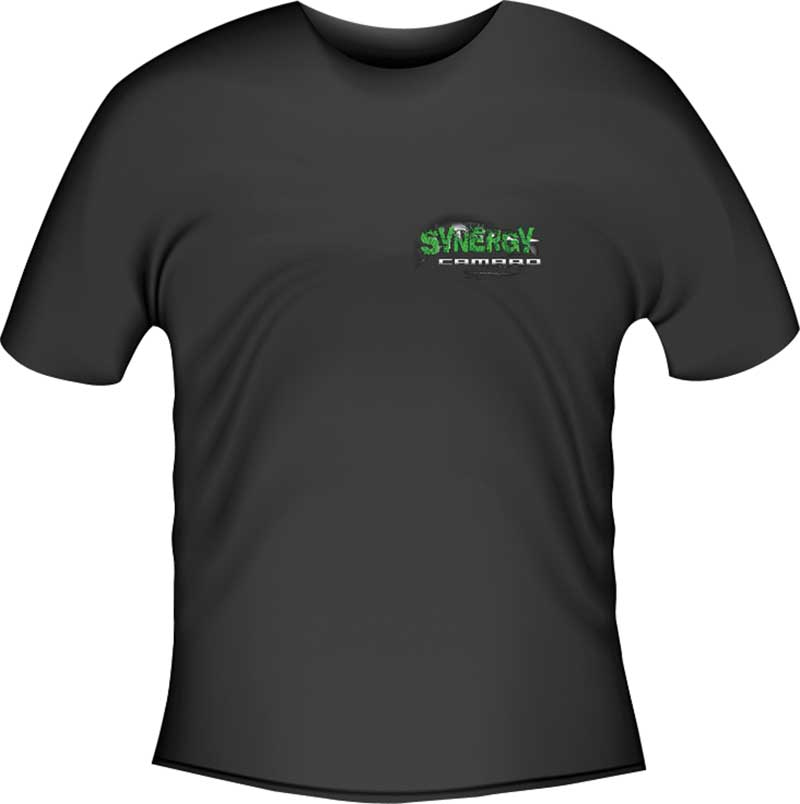 Camaro Synergy Green With Envy T-shirt - Small