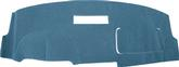 1994-96 CHEVROLET IMPALA SS MEDIUM BLUE DASH PROTECTOR