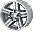 "16"" x 8"" Rear IROC-Z Style Aluminum Wheel 5 x 4-3/4"" Bolt Pattern 5-1/8"" Backspace - Each"