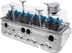 Clear Vue Transparent Small Block Chevrolet Valve Covers