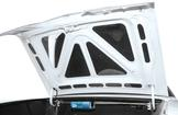 1966-67 CHEVY II / NOVA CUSTOM UNDER TRUNK LID MIRRORS - 11 piece set