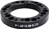 NRG 1/2 STEERING WHEEL SPACER BLACK