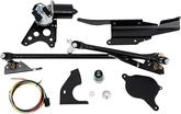1968 F-BODY AND NOVA STANDARD 2-SPEED HIDDEN WINDSHIELD WIPER CONVERSION