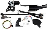 1968 F-BODY AND NOVA 2-SPEED HIDDEN WINDSHIELD WIPER CONVERSION WITH DELAY SWITCH