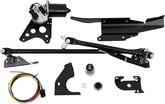1969 F-BODY; 1969-74 NOVA STANDARD 2-SPEED HIDDEN WINDSHIELD WIPER CONVERSION