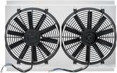 "1967-72 GM Truck Mishimoto Dual 16"" Fan/Shroud Assembly"