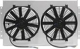"1966-68 Impala Mishimoto Dual 12"" Fan/Shroud Assembly"