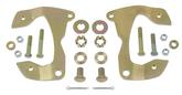 1955-64 Chevrolet Full Size Disc Brake Caliper Brackets for OE Spindles and Small GM Calipers