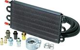 UNIVERSAL DERALE HIGH CAPACITY ENGINE OIL COOLER