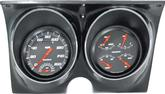 1967-68 Camaro / Firebird Classic Instruments Black Velocity Series Dash Gauge Assembly
