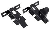 1969-70 Mustang/Cougar Inner Trunk Bumper Bracket Set, LH and RH