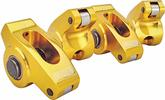 SMALL BLOCK ULTRA-GOLD ROCKER ARMS - 1.5 RATIO FOR 3/8 STUD
