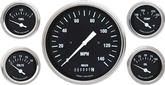 1959-60 Impala Hot Rod Gauge Set - Speedo, Fuel, Oil, Temp, Volts