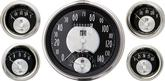 ALL AMERICAN TRADITION GAUGE SET W/SPEEDTACHULAR, FUEL, OIL, TEMP, VOLTS