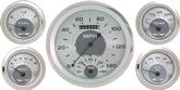 All American Series Gauge Set W/Speedtachular, Fuel, Oil, Temp, Volts