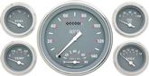 Sg Series Gauge Set W/Speedtachular, Fuel, Oil, Temp, Volts
