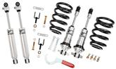 1970-81 Camaro/Firebird Coilover Kit, Big Block, Single Adjustable Bolt-on, front and rear.