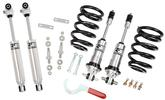 1968-74 X-Body Coilover Kit, Small Block, Single Adjustable Bolt-on, front and rear.