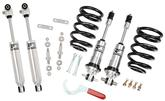 1968-74 X-Body Coilover Kit, Big Block, Single Adjustable Bolt-on, front and rear.