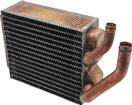 "1964-66 Chevrolet/GMC Truck  W/ Economy Heater - Copper/Brass Heater Core (7-1/8"" X 6-3/8"" X 2-1/2"")"