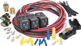 Painless 195&Deg;F On / 185&Deg;F Off Dual Fan Activation Relay Set