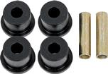 "1973-91 Chevrolet Truck 1-3/4"" OD Polyurethane Rear Shackle Eye Bushing Set; Black"
