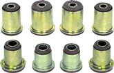 1980-81 Polyurethane Front End Bushing Kit (Black)