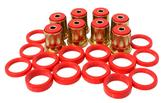 1978-87 Buick Regal - Polyurethane Rear Control Arm Bushing Set - Red