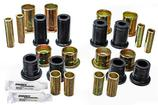 1978-87 Buick Regal - Polyurethane Front Control Arm Bushing Set - Black