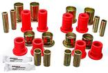 1978-87 Buick Regal - Polyurethane Front Control Arm Bushing Set - Red