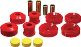 2010-11 CAMARO FRONT CONTROL ARM BUSHING SET - RED