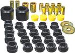 2010-14 Camaro Rear Control Arm Bushing Set - Black