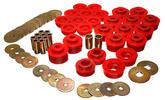 1978-87 Buick Regal - Polyurethane Body Mount Set - Red