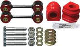 2010-14 Camaro Rear Sway Bar Bushing Set 23Mm - Red