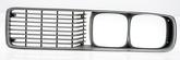 1973-74 Charger SE GRILL with Chrome - LH
