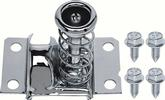 1967-81 Safety Latch Kit Chrome