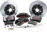 "1993-02 Camaro/Firebird Baer Extreme+ 14"" Disc Brake Set w/o Hubs/Spindles with Black Calipers"