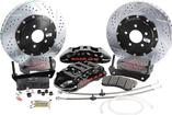 "2010-15 Camaro - Baer Extreme+ Rear Disc Brake Set with 15"" 2-pc Rotors - Black Calipers"