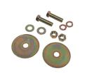 Universal Seat Belt Hardware Kit; Standard Duty