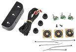 1968 Camaro Vintage Air Gen IV Rotary AC Control Panel Kit
